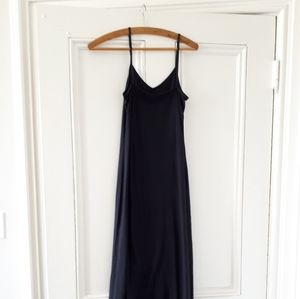 Basic American apparel midi dress